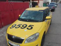 Taxi skoda fabia