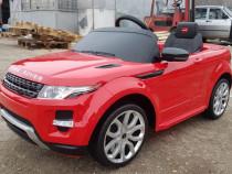 Masina electrica rastar land rover evoque 2x25w 12v #red