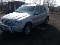 Mercedes ml 270 editie speciala
