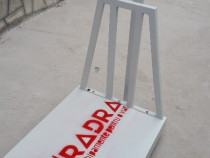 Cantar platforma 60x70 500 kg omologat metrologic