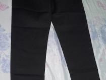 Pantaloni negri office XL, noi