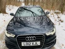 Audi a6 3.0 black edition (masina avariata , volan dreapta)