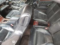 Interior mercedes w140 S coupe balena CL in stare foarte bun