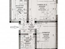 Apartament 2 camere la vila conf1 47mp+ 3mp cl cisnadiei
