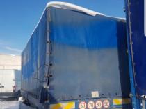 Caroserie autoutilitare 3.5 tone la 6.20 m lungime