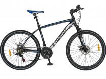 """Bicicleta MTB-HT 26"""" CARPAT Wrangler,aluminiu,diverse culori"""