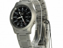Ceas seiko 5 automatic military watch snk809k1 - black hawk