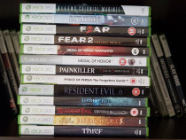 Jocuri Xbox 360 ca noi, complete