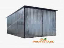Garaj metalic, 3x5m, montaj gratuit in toata tara!!