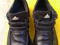 Ghete piele, originale Adidas, mar.44 (28 cm)