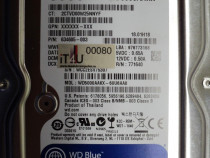 "Hard Disk Sata 3,5"" HDD-500 Gb Western WD2500AAKX-08CA1"