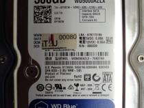 "Hard Disk Sata 3,5"" HDD-500 Gb Western WD2500AZLX-75K2TA0"