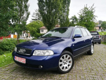 Audi A4 1.6 Benzina - 2001 Euro 4