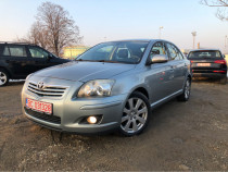 Toyota avensis, 2.0 diesel, navigație, posibilitate rate
