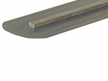 Lipa manuala pentru finisat beton 1.22 m, profil tabla
