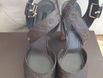 Sandale louis vuitton originale
