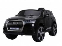 Audi q7 masinuță electrică cu telecomandă - neagră