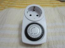 Priza/Timer programabil Emil Lux made in Germany-ieftin