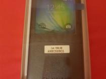 Husa Samsung Galaxy A5 2015 S-Viewer Negru