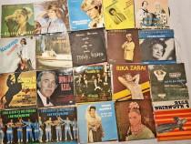 20 Discuri vinyl.