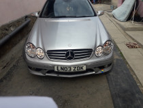 Dezmembrez Mercedes clk 2.7
