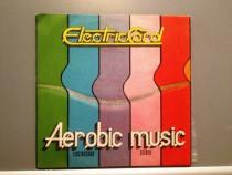 Aerobic music electrecord st ede 03081 vinyl lp 1987