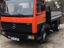 Mercedes 814 basculabil