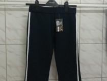 Pantaloni dama 3/4 bleumarin marimea XS - Noi eticheta