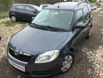 Skoda roomster 1,4 benzina -2008- posibilitate rate-