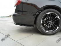 Prelungire splitter bara spate Audi A6 C7 4G Avant 11-14 v2