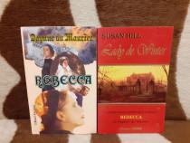 Rebecca/Lady de Winter-Daphne du Maurier/Susan Hill ( 2 vol)