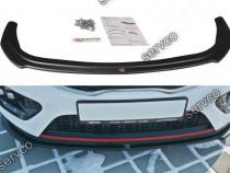 Prelungire splitter bara fata Kia Ceed GT MK2 2013-2018 v2
