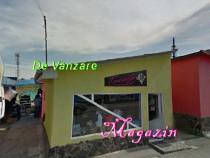 Spatiu comercial-vad bun cartier Baragan, Sighisoara