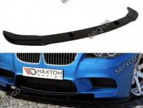 Prelungire splitter bara fata BMW Seria 5 F10 F11 11-14 v1