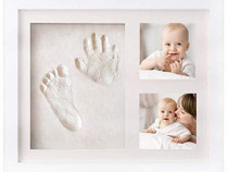 Kit amprenta bebelusi cu rama foto