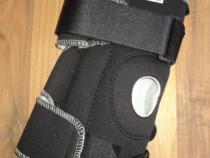 Orteza mobila de genunchi SENSIPLAST cool-max ,noua,masura L