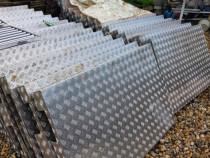 Paleti 1200/80 dim metal cu tabla de aluminiu