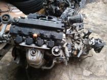 Motor complet și cutie Honda civic