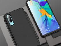 Huawei p30 p30 pro husa 360 plastic fata spate folie silicon