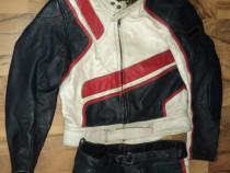 Costum moto RABERG ( Germania) din doua piese ,52