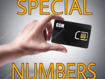 Gold Number Numar Usor Special
