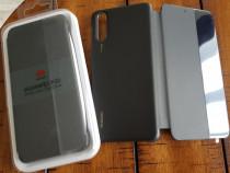 Husa Originala Huawei P20! Smart View! Noua,Activa