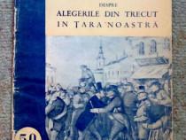 Caragiale despre alegerile din trecut, George Calinescu, 195