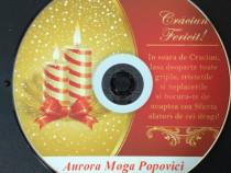 Pavel Păuşan şi Aurora Moga-Popovici - CD Colinde de crăciun