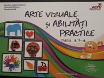 Manual Arte vizuale si abilitati practice AVAP clasa 2