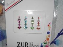 Bindi(bijuterie pentru frunte)