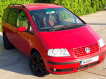 VW Sharan 1.8 Turbo, Benzina+GPL,Inscrisa RO