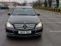 Mercedes C220 an 2013