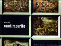 Anotimpurile de Vivaldi, LP vinil Electrecord