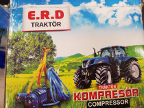 Compresor priza putere utilaje agricole